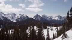 Washington State - Mount Rainier - Valley