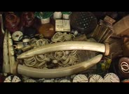 Ivory for sale in Asia