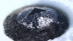 Ice - Hole