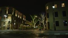Historical Buildings, The Rocks Sydney, Night Time 5K