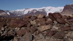 Ancient buried glacier ice uncovered in the Antarctic Dry Valleys
