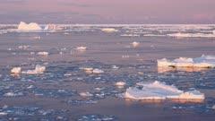 Ice Bergs, Antarctica