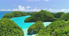 70 islands aerial tour
