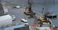 ST Helena Island Harbour St Helena Bay at Jamestown