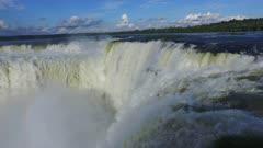 Iguazu Devil's Throat Falls