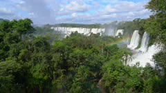 Iguazu Falls upper cataract