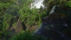 Iguazu Falls upper cataract
