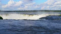 Iguazu Devil's Throat Falls Top