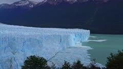 Perito Moreno Glacier high angle