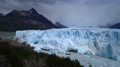 Perito Moreno Glacier Light and Shadow
