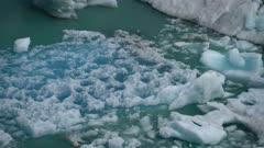 Perito Moreno Glacier Floating Ice