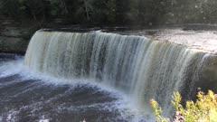 Upper Tahquamenon Falls in the Upper Peninsula of Michigan