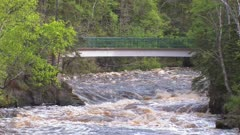 Fast Flowing River, Minnesota North Shore, Brule River