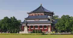 Sun Yat Sen Memorial Hall, Guangzhou, Guangdong, China, Asia