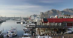 Victoria and Albert (Victoria and Alfred) (V) Waterfront, Cape Town, Western Cape, South Africa, Africa