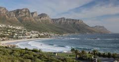 Camps Bay, Cape Town, Western Cape, South Africa, Africa
