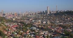Johannesburg skyline, Gauteng, South Africa, Africa