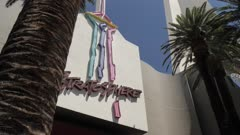 Stratosphere Hotel and Casino on The Strip, Las Vegas Boulevard, Las Vegas, Nevada, United States of America, North America