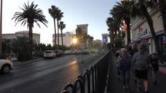 Flamingo Hotel and Casino on The Strip, Las Vegas Boulevard, Las Vegas, Nevada, United States of America, North America