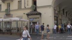 Caffe Fiorio in Turin, Italy, Europe