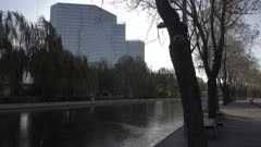 National Stadium (Bird's Nest), Olympic Green, Xicheng, Beijing, People's Republic of China, Asia