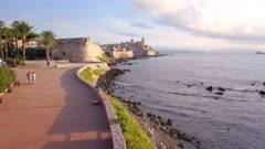 Antibes, Alpes-Maritimes, Provence-Alpes-Cote d'Azur, France, Mediterranean, Europe