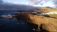 Coastal scenery, Gran Canaria, Canary Islands, Spain, Atlantic, Europe