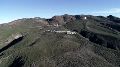 Astronomical observatories, UNESCO Biosphere Site, La Palma, Canary Islands, Spain, Atlantic, Europe