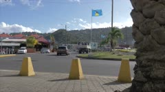 Castries Central Market, Castries, St. Lucia, Windward Islands, West Indies, Caribbean, Central America