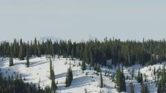 8k Yellowstone reveal Grand Teton National Park