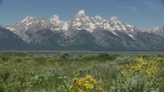 8k Grand Teton National Park Grand Teton range