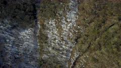 Aerial Reveal of Mt Fuji