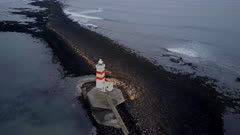 Gardur Lighthouse Iceland