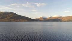 The Shores of a Typical Scottish Loch