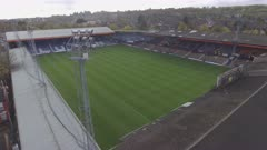 Luton Football Club Fly In