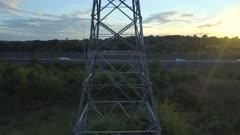 Survey of an Electricity Pylon
