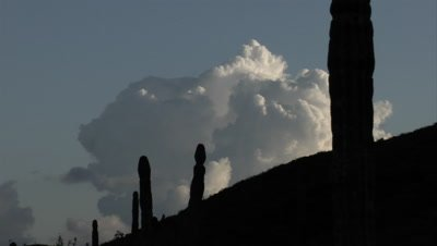 Time Lapse desert Baja