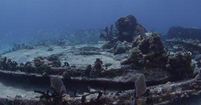 Travel Over Sugar Wreck,Bahamas