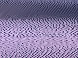 Patterned Sand Dunes