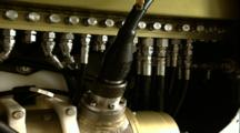 Titanic Excursion Preparations - Hydraulic Maze Close Up