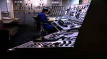 Engine Room Of Keldysh