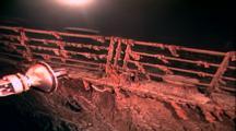 Titanic Wreck - Deck