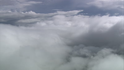 View of clouds