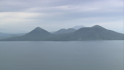 Coast and mountains