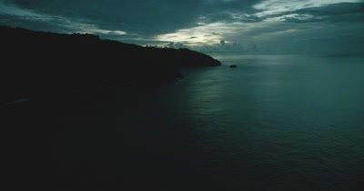 move towards coast in early morning light