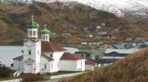 Russian Orthodox Church, Dutch Harbor Alaska