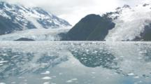 Glaciers Of Prince William Sound, Shot From Water