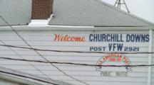 Churchhill Downs Vfw Building