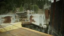 Water, Ferry Slip, Docking Facility, Automobile Apron