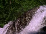 Slow Motion Cascading Waterfall